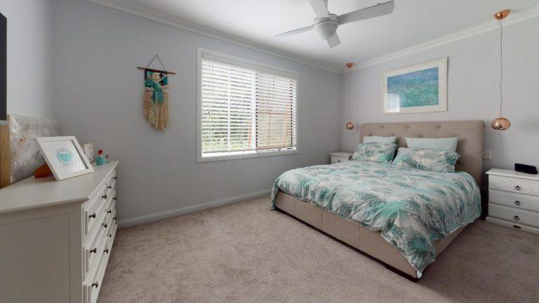 Bunya-Bedroom